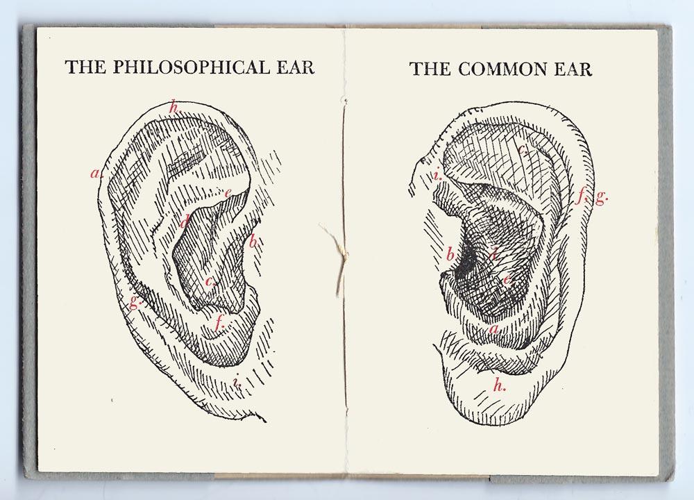 Ear-book