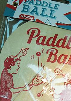 Paddleball